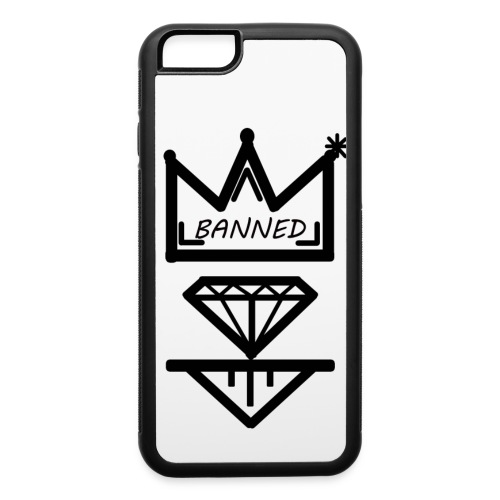 BANNED IPHONE 6 CASE - iPhone 6/6s Rubber Case