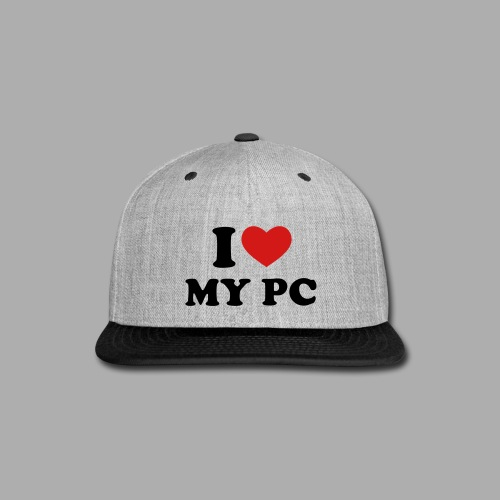 Pc Snap - Snap-back Baseball Cap