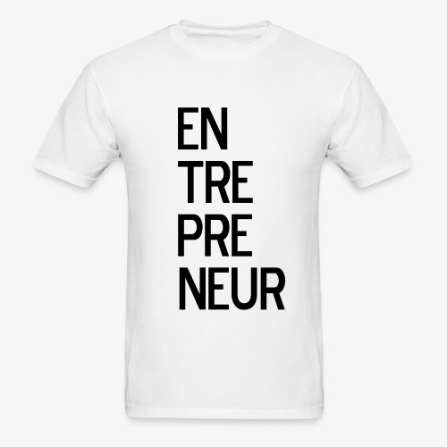 Entrepreneur Tee - Men's T-Shirt