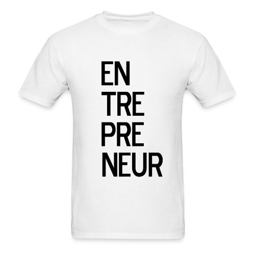 Entrepreneur Tee - Men's T-Shirt