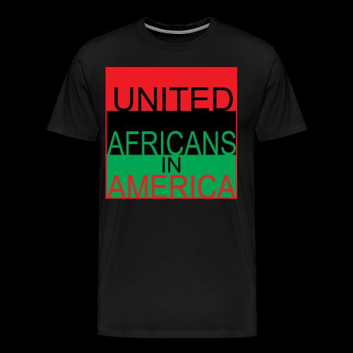 LLA - UAA - Men's - Men's Premium T-Shirt