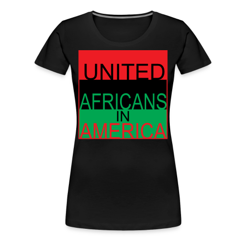 LLA - UAA - Women's - Women's Premium T-Shirt