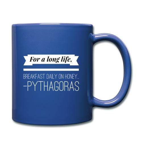 For a long life - Mug - Full Color Mug