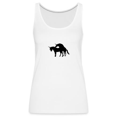 Unicorn Fuck Yeah - Women's Premium Tank Top