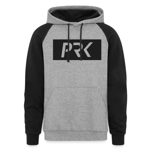 PRK colored sleeves  - Colorblock Hoodie