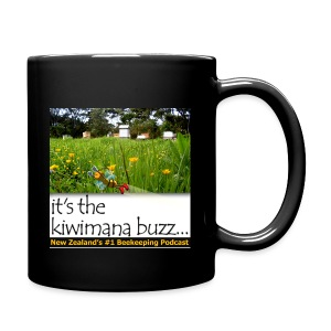 kiwimana coffee mug - Full Color Mug
