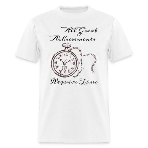 All Great Achievments - Men's T-Shirt
