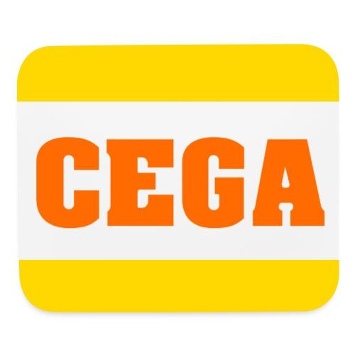 CEGA Mousepad - Mouse pad Horizontal