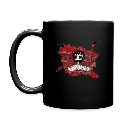 Foop Johnson Logo Coffee Mug - Full Color Mug