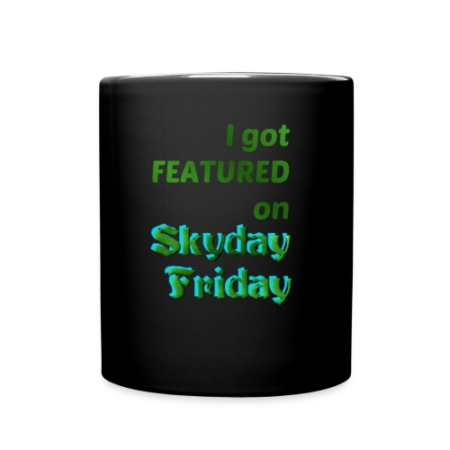 I Got Featured On Skyday Friday Mug - Full Color Mug