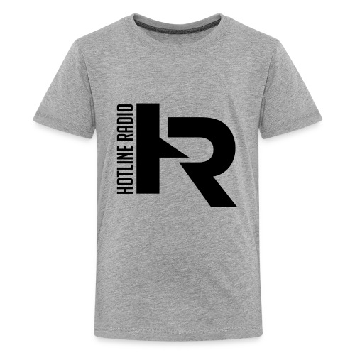 Kids Grey Tee Available in Different Colors and Sizes - Kids' Premium T-Shirt