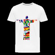 T-Shirts ~ Men's Premium T-Shirt ~ Article 105741344