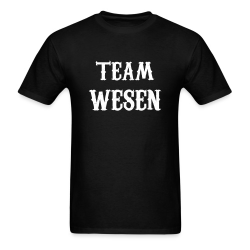 Team Wesen - Men's T-Shirt