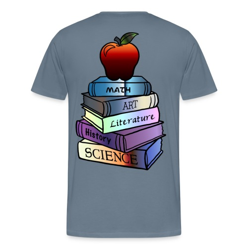 back to school - Men's Premium T-Shirt