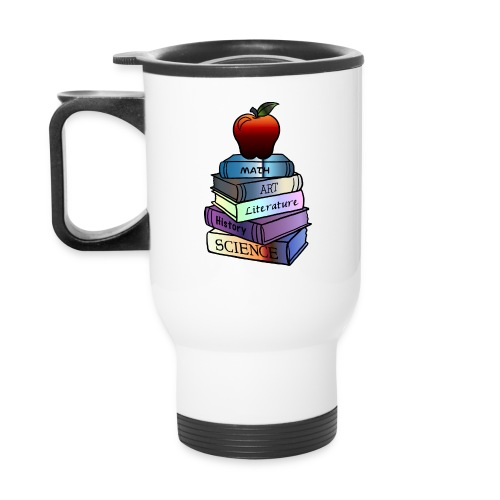 back to school - Travel Mug