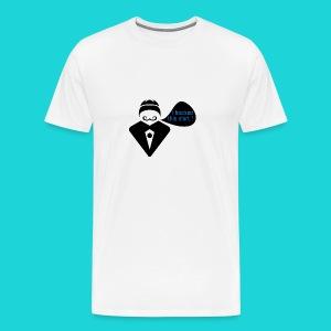 I hacked this shirt - T-shirt premium pour hommes