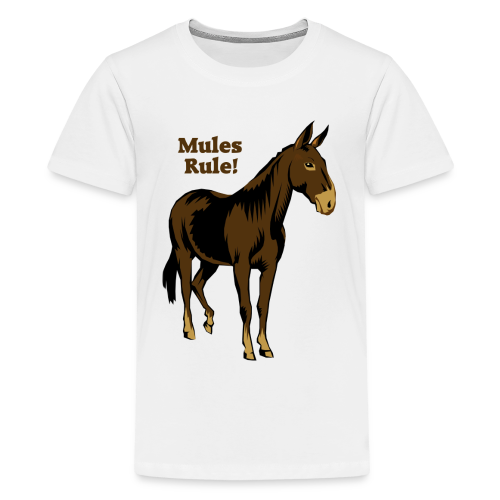 Mules Rule! - Kid's - Kids' Premium T-Shirt