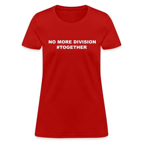 #TOGETHER Women's T-Shirt - Women's T-Shirt