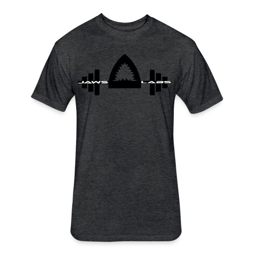 ATTACK TEE - Fitted Cotton/Poly T-Shirt by Next Level