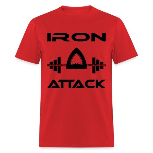 ATTACK TEE - Men's T-Shirt