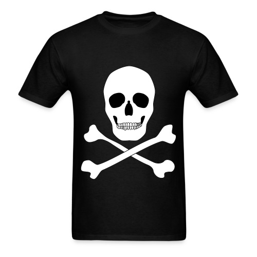 Skull and Crossbones - Men's T-Shirt