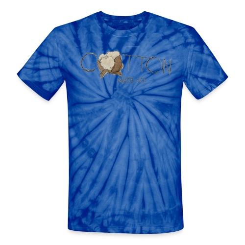 Cotton Tie Dye - Unisex Tie Dye T-Shirt