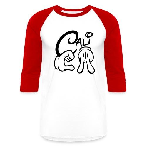 Cali shirt - Baseball T-Shirt