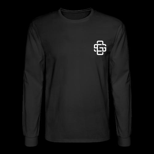 Long Sleeve Logo Shirt - Men's Long Sleeve T-Shirt