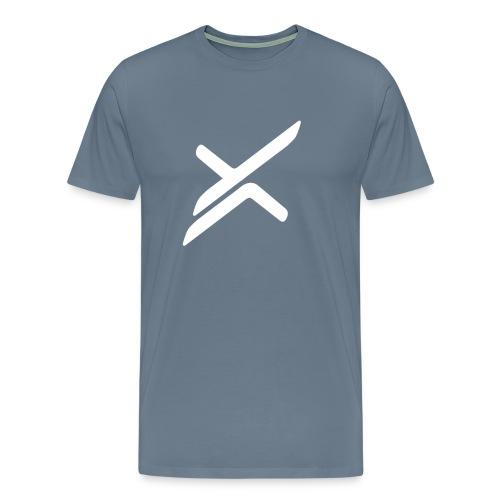 Xose Logo - Pink Tee - Men's Premium T-Shirt