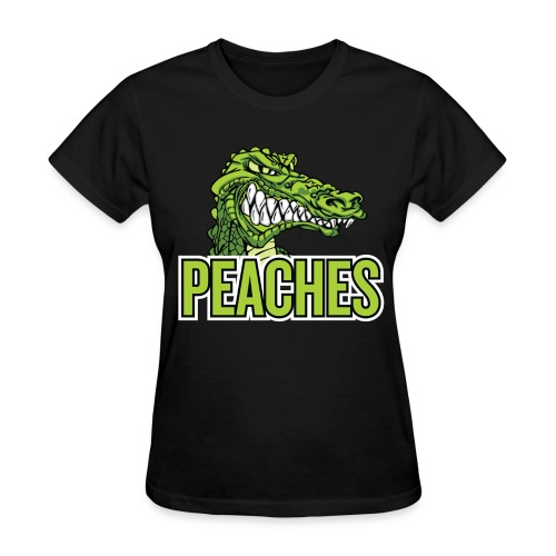 Peaches Tshirt (Women's) - Women's T-Shirt
