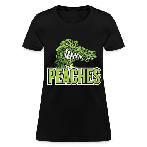 Peaches Tshirt (Women's) - Women's T-Shirt