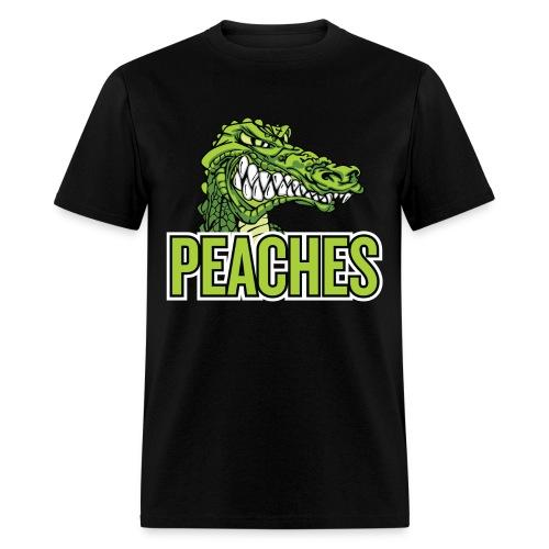 Peaches Tshirt (Men's) - Men's T-Shirt