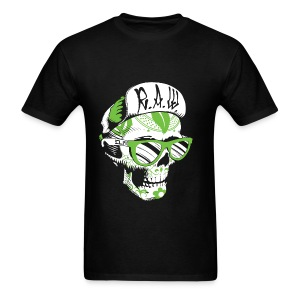 RAW Skully - Men's T-Shirt