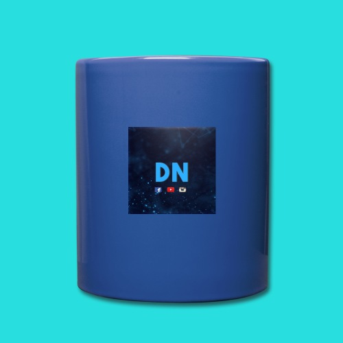 Daniel Niewold Mok - Full Color Mug