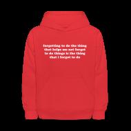 Sweatshirts ~ Kids' Hoodie ~ Article 105754315