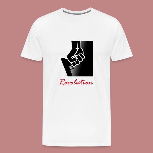 Revolution T-shirt - Men's Premium T-Shirt