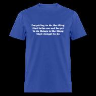 T-Shirts ~ Men's T-Shirt ~ Article 105754307