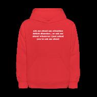 Sweatshirts ~ Kids' Hoodie ~ Article 105754441