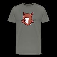 T-Shirts ~ Men's Premium T-Shirt ~ Fox