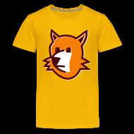 Kids' Shirts ~ Kids' Premium T-Shirt ~ Fox