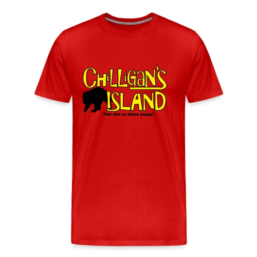 Bad Vacation (red) - Men's Premium T-Shirt