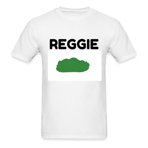 REGGIE BUSH - Men's T-Shirt