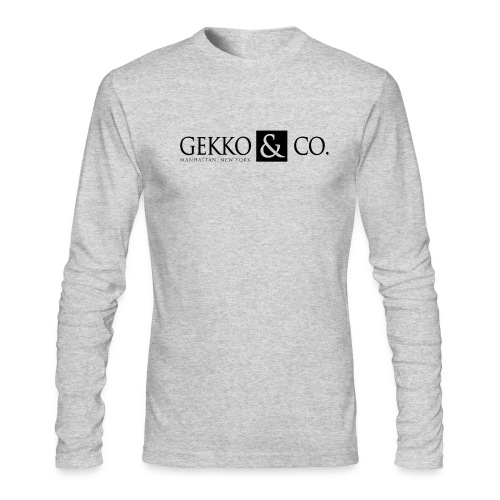 Gekko & Co. Shirt - Men's Long Sleeve T-Shirt by Next Level