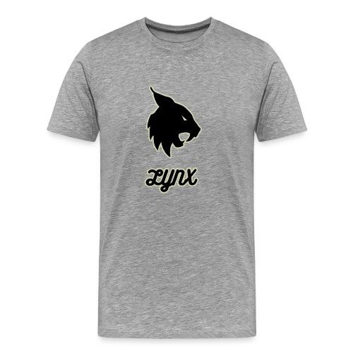 Lynx Original Tee (Men's) - Men's Premium T-Shirt