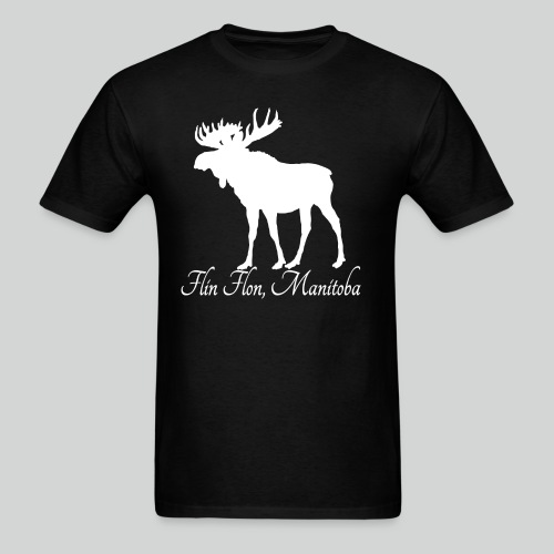 MOOSE T-Shirt (White Print) *Multiple Colorways* - Men's T-Shirt