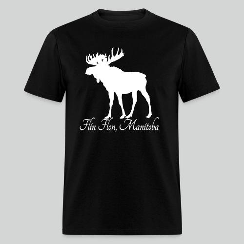 MOOSE T-Shirt (White Print) *Multiple Colorways* - Men's T-Shirt