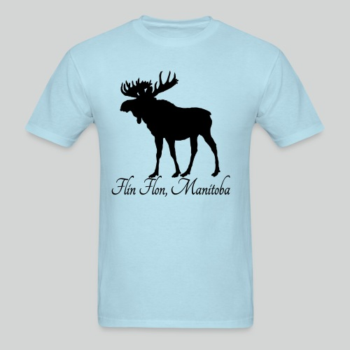 MOOSE T-Shirt (Black Print) *Multiple Colorways* - Men's T-Shirt