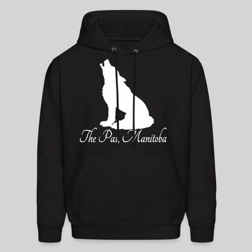 WOLF Lightweight Hoodie (White Print) *Multiple Colorways* - Men's Hoodie