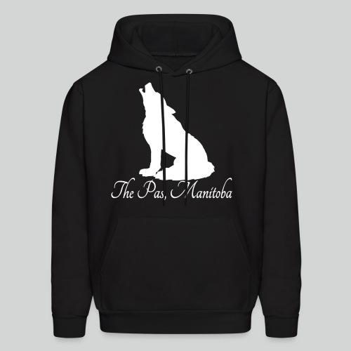 WOLF Lightweight Hoodie (White Print) *Multiple Colorways* - Men's Hoodie