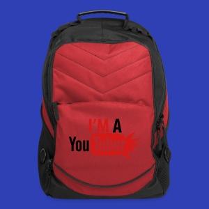 Youtuber computer backpack - Computer Backpack
